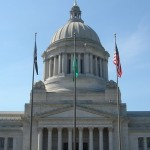 Government budgets fund the Washington state capital