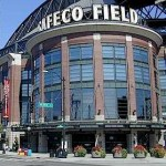New Seattle Stadium - safeco field 2000