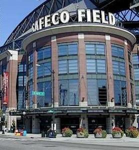 New Seattle Stadium - safeco field 2000