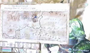 Do you have a map to guide you to treasure?