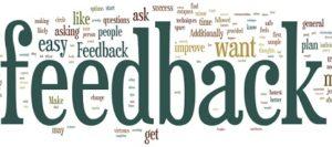 Is your feedback framework a jumble?