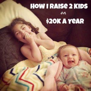 Raise Kids on $20,000