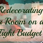 Redecorating on a Budget