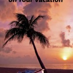 save money on your vacation