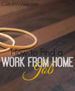 Do you want to find a good work from home job? I've been working from home for almost two years now. Here's my advice to you.