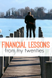 I've had a lot success and failure over the past ten years. Looking back here are the six biggest lessons I've learned in my twenties.