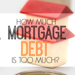 How much mortgage debt is too much? This is a hard question to answer. Here's my current situation and thoughts on should I buy a house or not.