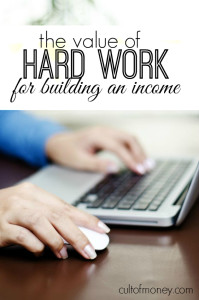 Are you trying to build your income? Create passive income? Here's the secret to your impending success....