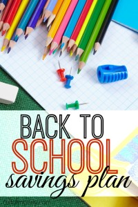It's never too early to start planning for back to school Here are the best ways to save on back to school shopping.