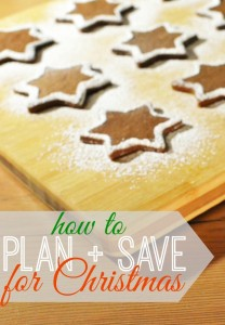 As of today there are ten weeks left until Christmas Day. If haven't gotten started yet here's how to plan and save for Christmas.
