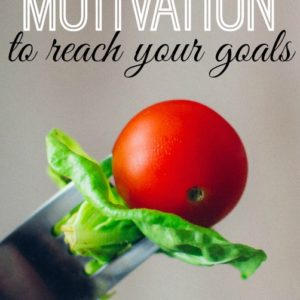 Don't give up so easily! Here's how to motivate yourself to stick with your goals this year. Strategies that actually work.