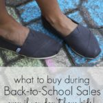 There are great deals to be had right now on a variety of items. Here's what to buy during back to school sales even if you don't have kids.