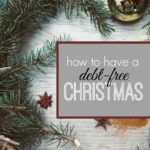 Having a debt free Christmas is 100% possible. However, to make it happen you need to plan now. Here's what to do this shopping season.