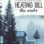 The cold weather is coming. If you don't want to spend an astronomical amount of money staying warm here's how to save on your heating bill this winter.