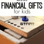 Instead of buying toys that will be tossed to the side why not give your kids a gift that will last or teach them something new? Here are seven financial gifts for kids.