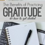 If you've ever thought of starting a gratitude practice don't delay! Here are four major benefits of being thankful every single day.