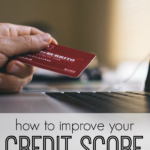 Are you setting big financial goals for the New Year? If so, here's what you should know to improve your credit in 2017 and beyond.