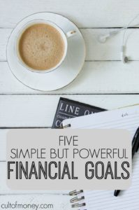 Looking to make a big impact on your finances this year? Check out these five simple yet powerful financial New Year's resolutions.