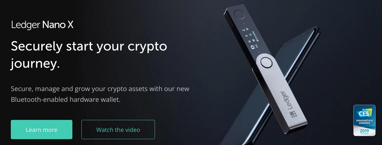 Ledger Wallet Nano X